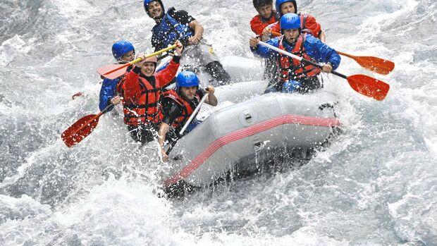 Trentino River Rafting
