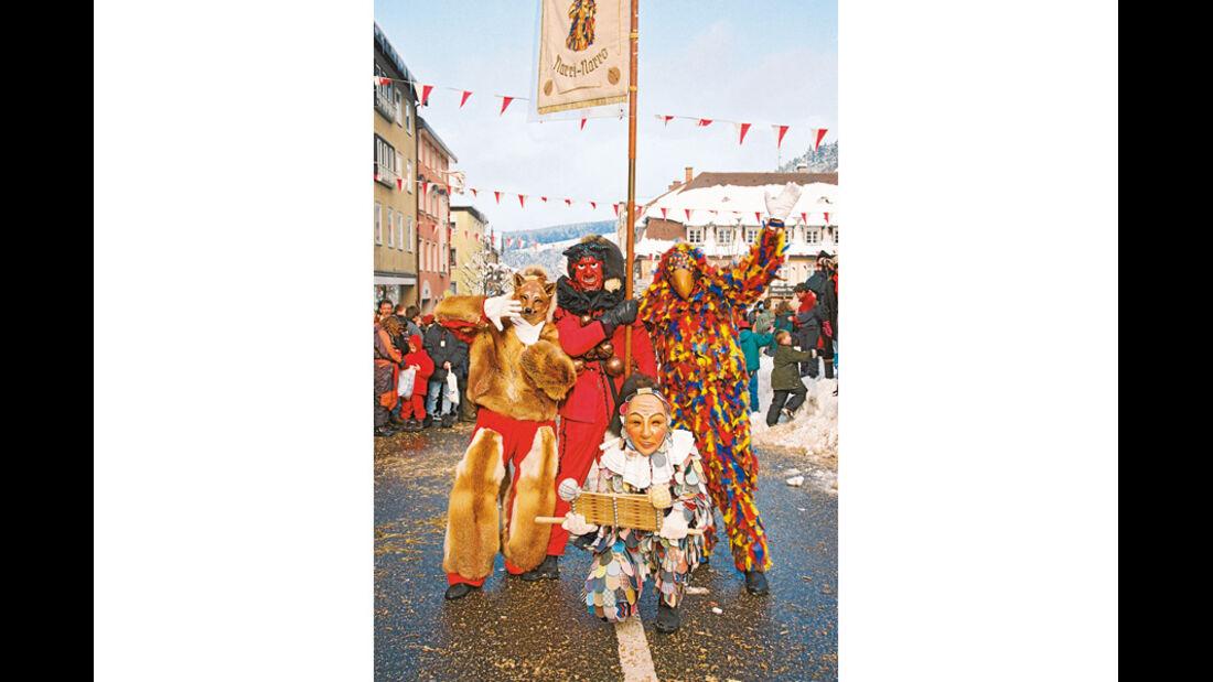 Triberg Karneval