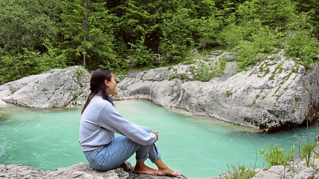 Triglav-Nationalpark Slowenien