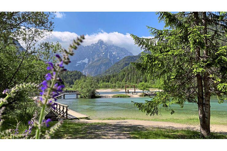 Mit dem Wohnmobil nach Slowenien: Kurztrip durch den Triglav-Nationalpark