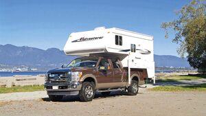 Truck Camper in Canada