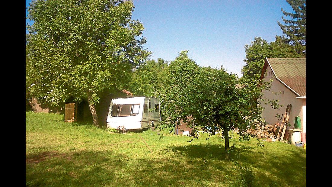 Ungarn: Hier gibt es schöne Campingplätze für Naturfreunde und Ruhesuchende.