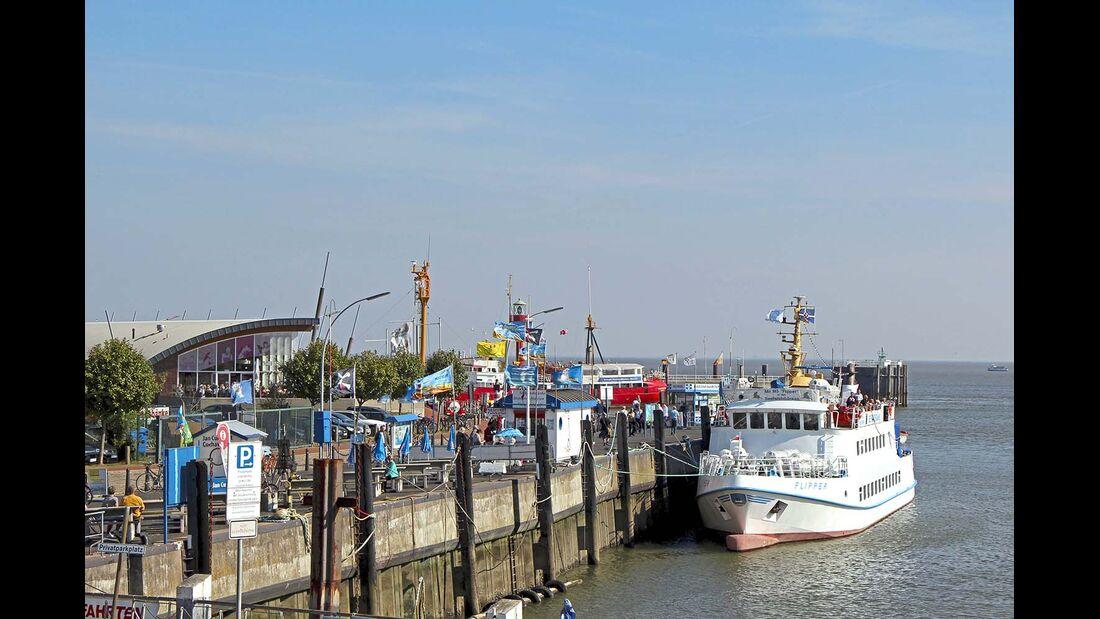 Untere Elbe Altes Land Cuxhaven