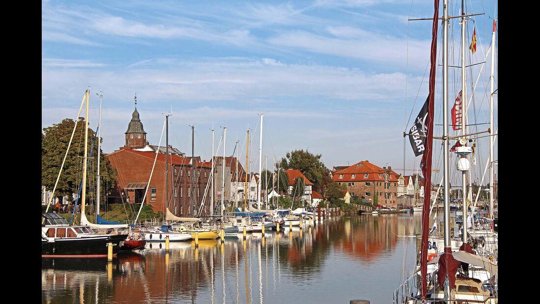 Untere Elbe Altes Land Glückstadt