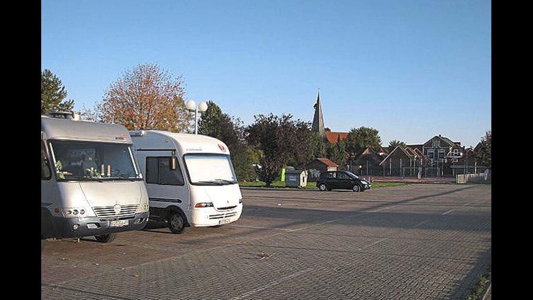 Untere Elbe Altes Land Stellplatz Jork