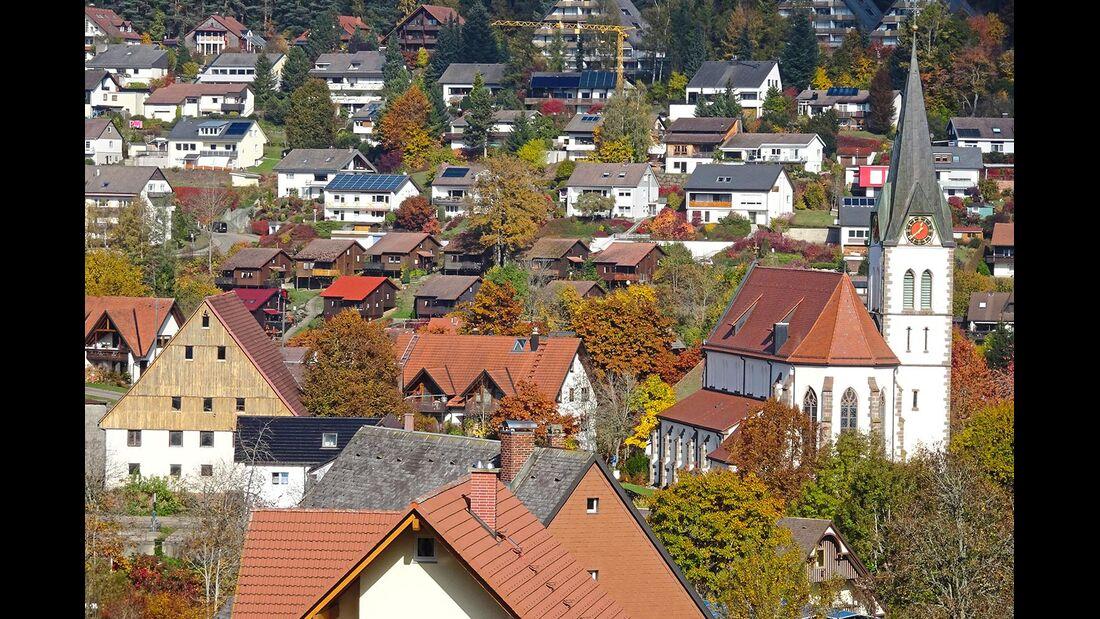 Unterkirnach Schwarzwald