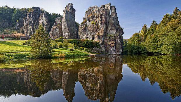 Unterschätzte Regionen in Deutschland