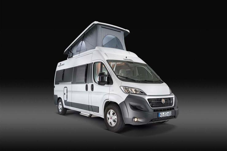 van tourer campingbus hat 2017 optional ein aufstelldach. Black Bedroom Furniture Sets. Home Design Ideas