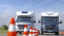 VT Frankia M-Line T7 GD Neo vs Laika Kosmo 2009