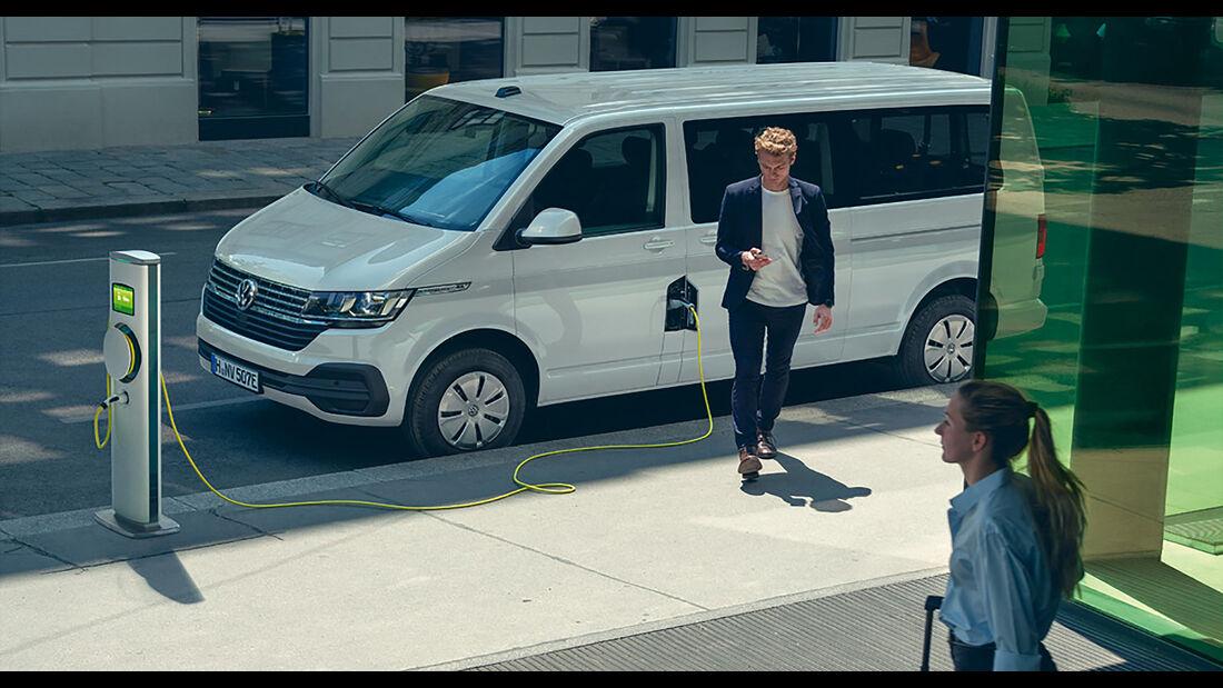 VW Abt e-Transporter T6.1