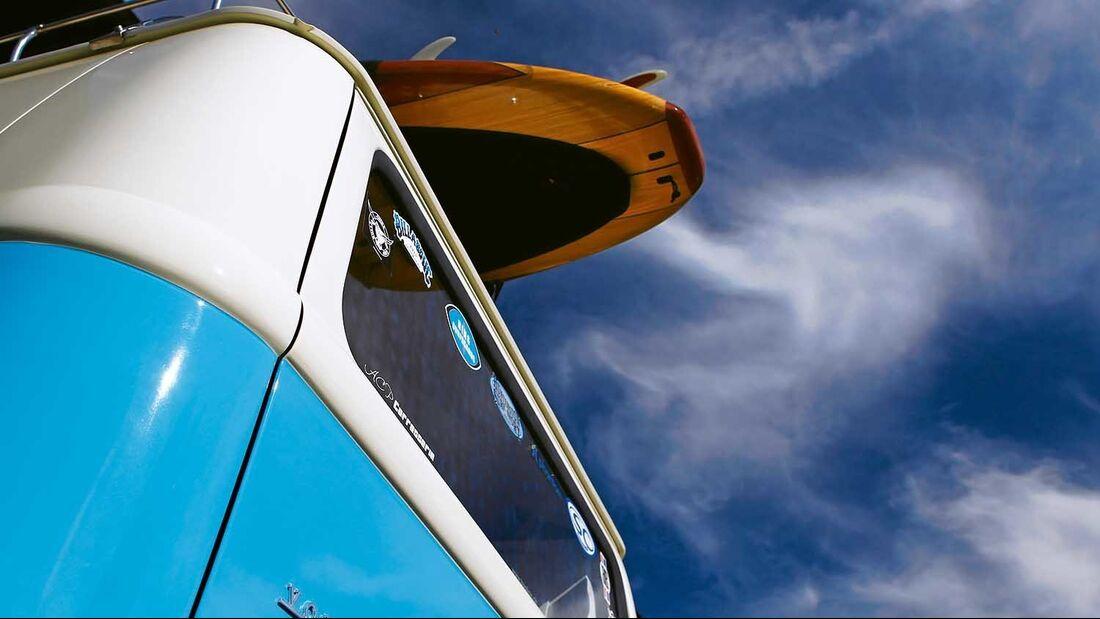 VW-Bus T1 Dach