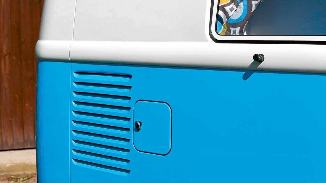 VW-Bus T1 Tankdeckel