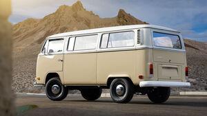 VW Bus T2 EV West Elektroumbau