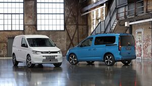 VW Caddy 5 Premiere
