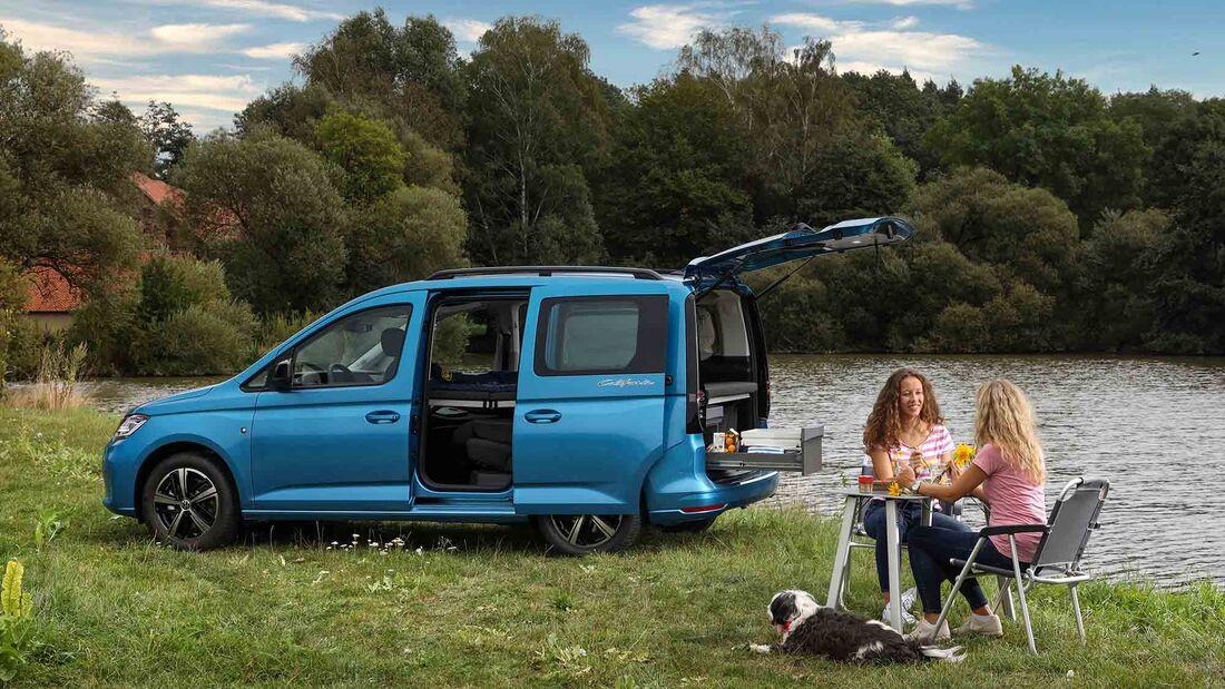 VW Caddy California (2021)