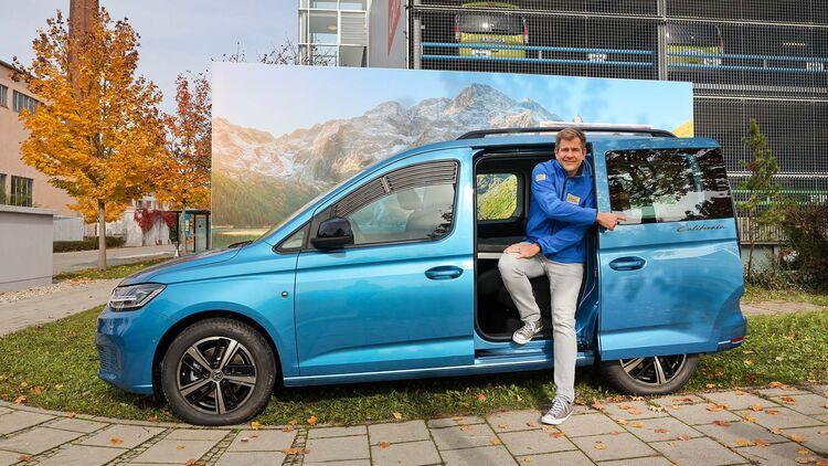 Caddy höhe vw Volkswagen Caddy