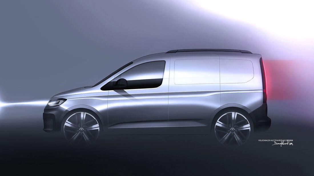 VW Caddy Cargo
