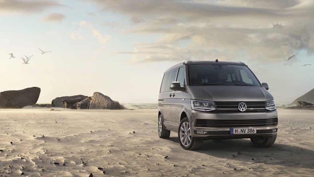 VW California 2016