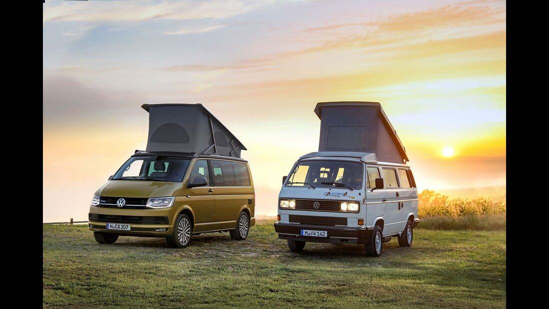 VW California 30 Years