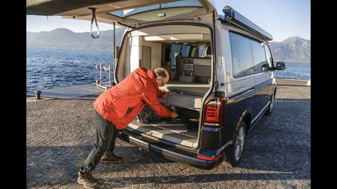 VW California Ocean