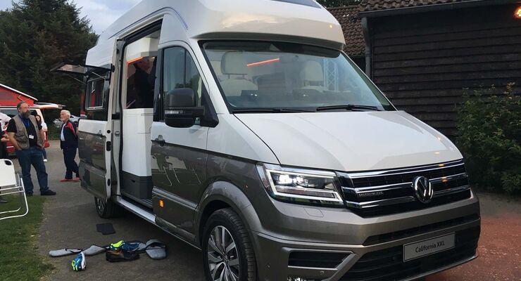 VW California XXL (2018)