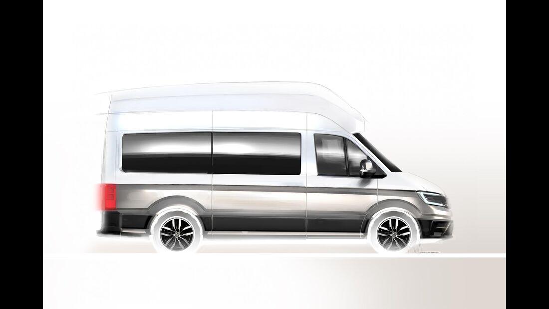 VW California XXL 2019