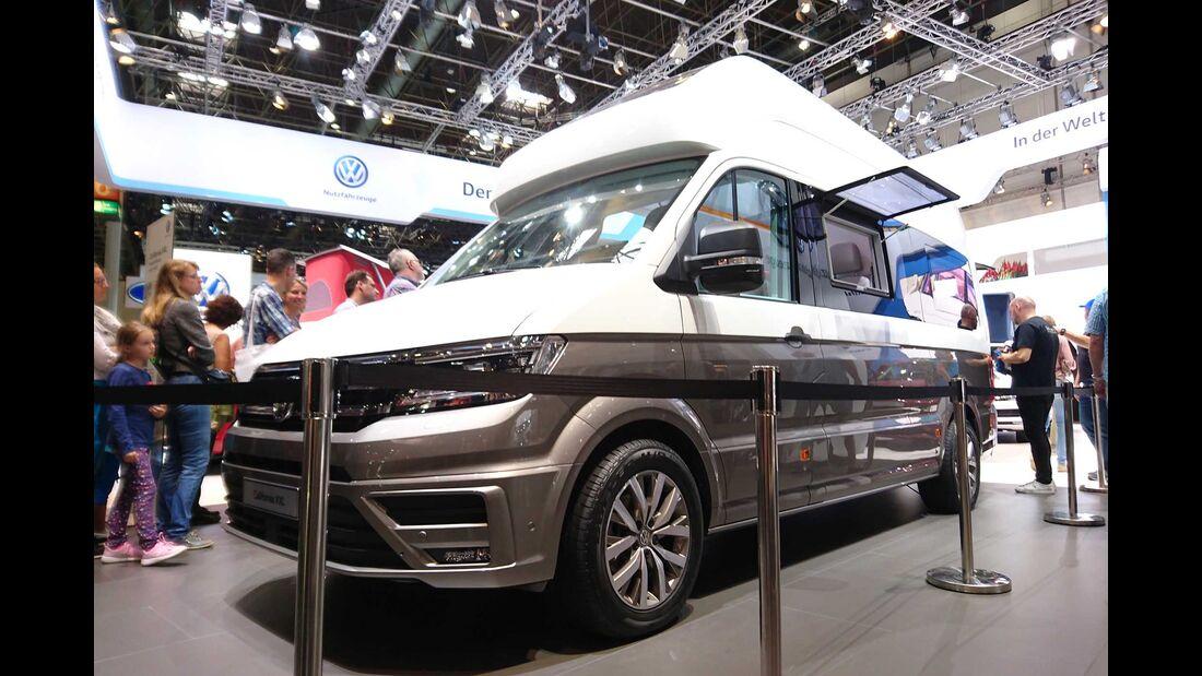 VW California XXL (2019) Caravan Salon