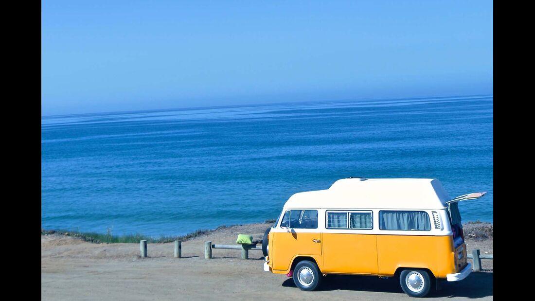 VW Campingbus Airbnb