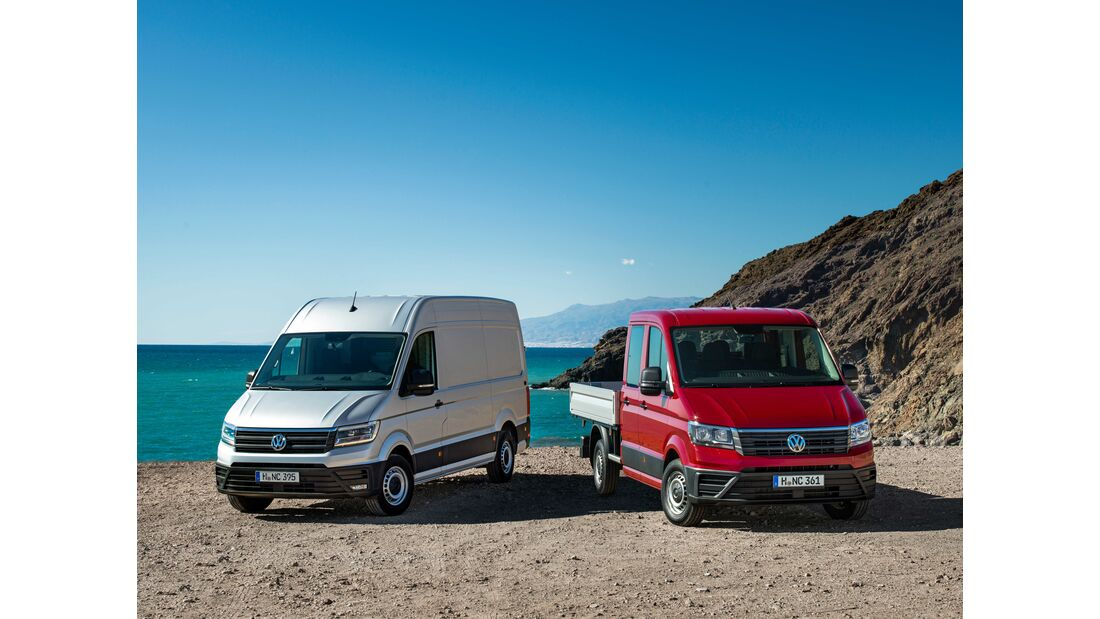 VW Crafter (2017)