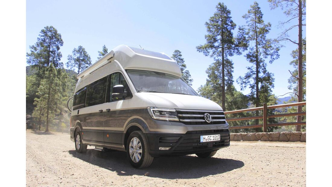 VW Crafter Grand California