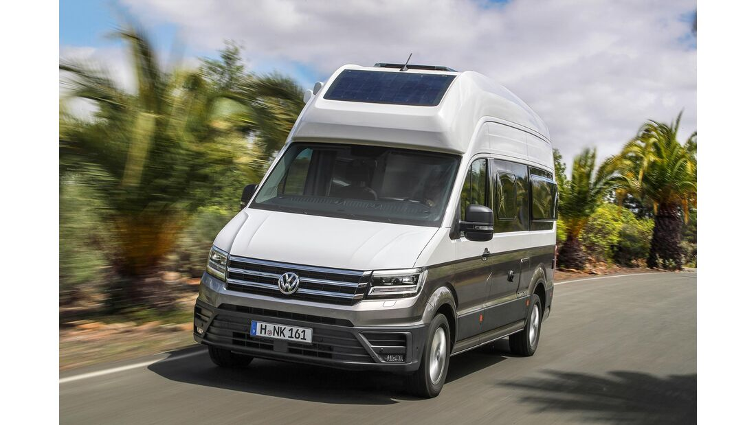 VW Grand California (2020)