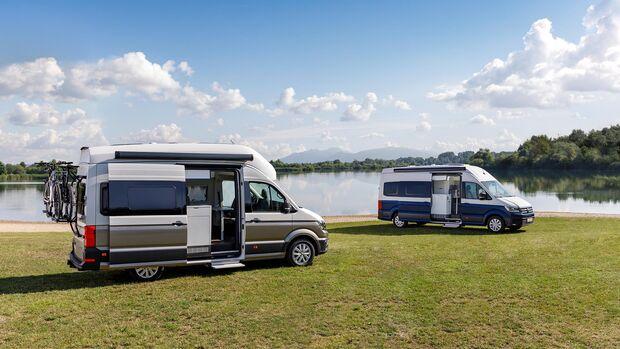 VW Grand California 600 und 680