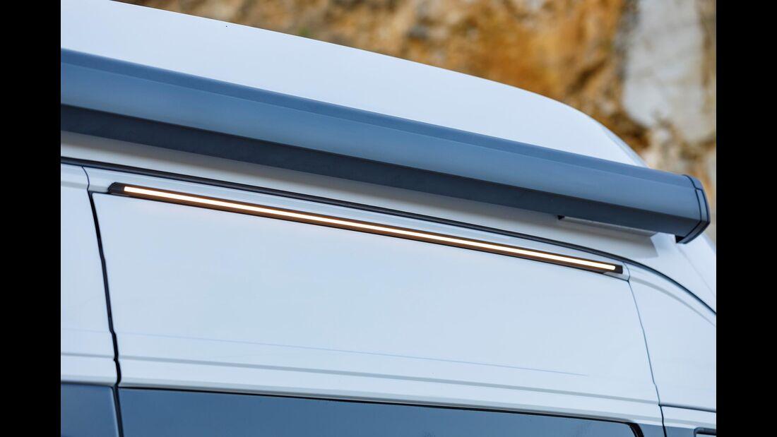 VW Grand California Außen-LED