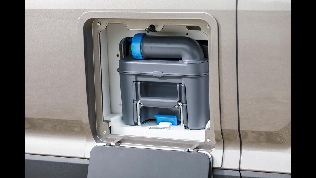 VW Grand California Cassette