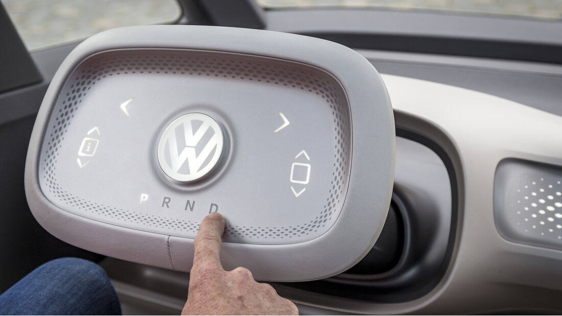 VW I.D. BUZZ, Impression, Interieur