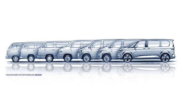 VW Multivan T7