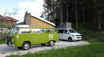 VW Nostalgietour
