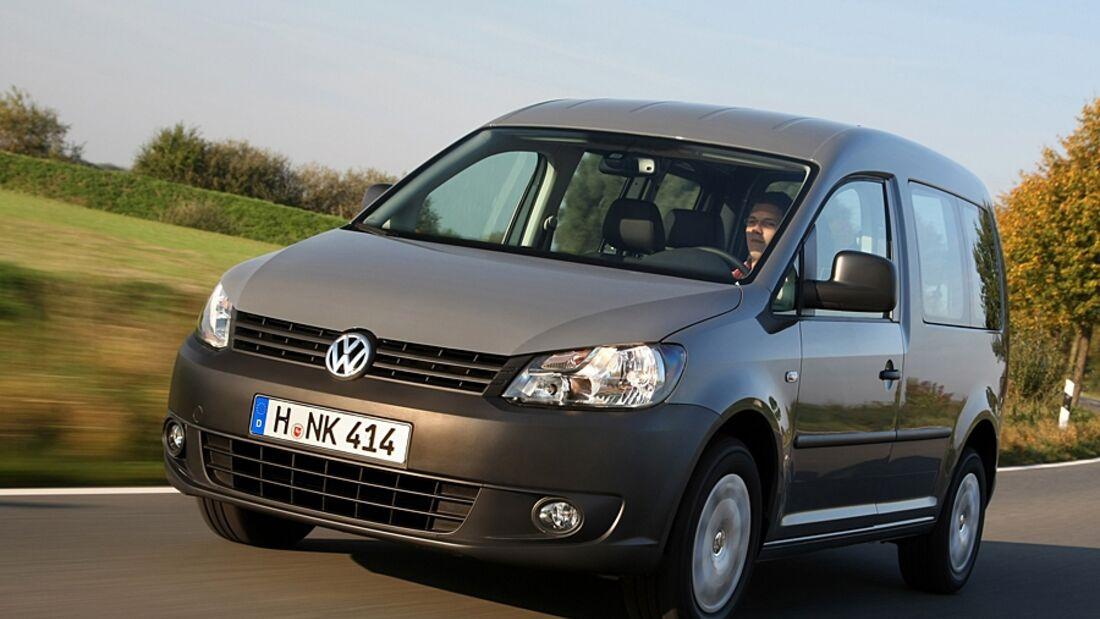 VW Nutzfahrzeuge-Gewinnaktion für Eltern, die ein Kind im Frühjahr zeugen