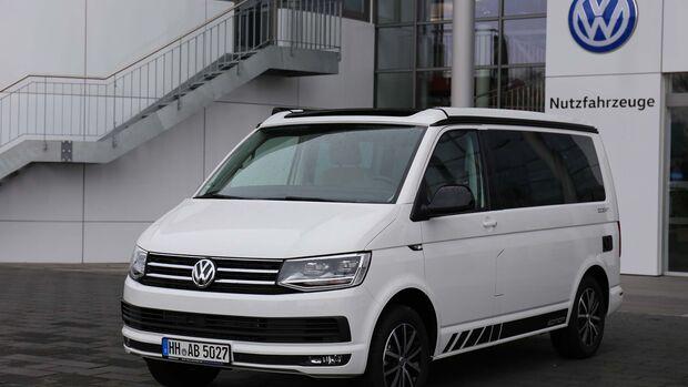 VW Nutzfahrzeuge und Ahoi Bullis