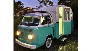 VW Oldtimer Restauration (1957)