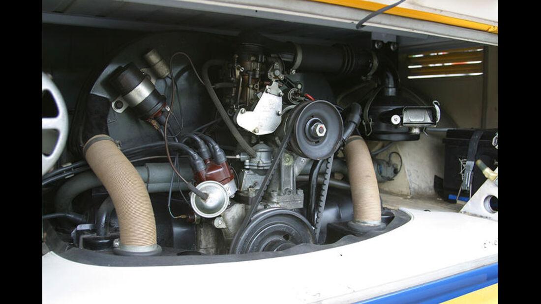 VW T1, Motor