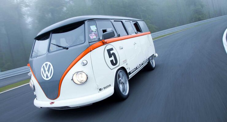 VW T1 Race Taxi - Ein Rennstrecken-Bulli