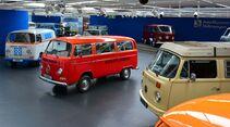 VW T2 Ausstellung in Wolfsburg