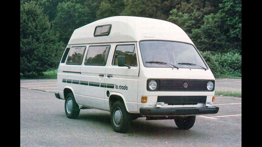 VW-T3-Ausbau HD 60 von La Strada.