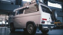 "VW T3 Syncro 16"" Campingbus Auktion"