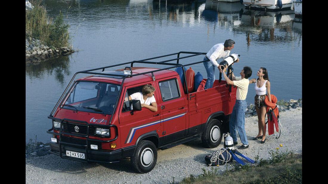 VW T3, Tristar