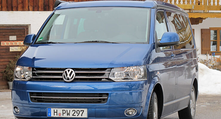VW, T5, 4Motion, Transporter, California, Multivan, Reisemobil, Wohnmobil
