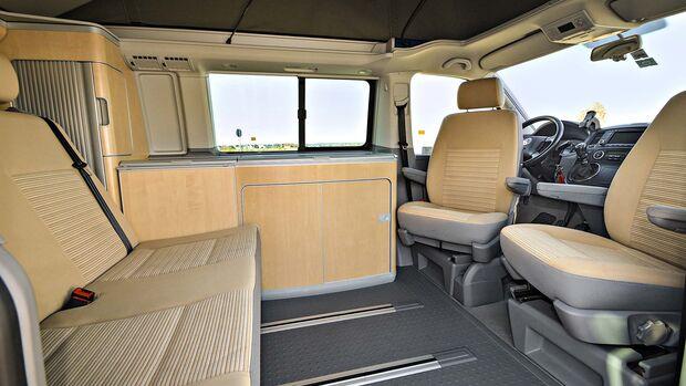 VW T5 California