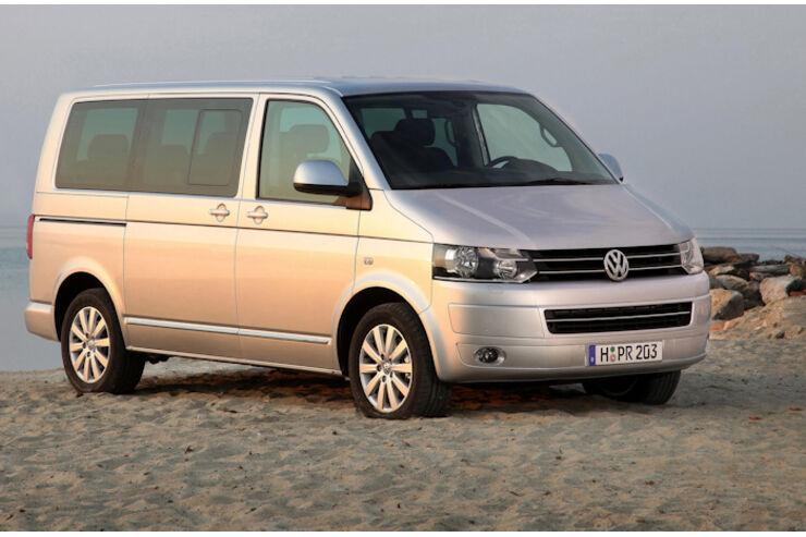 VW T5 TDI Transporter, Multivan, Caravelle, California Facelift Wohnmobile Camper Vans Reisemobile