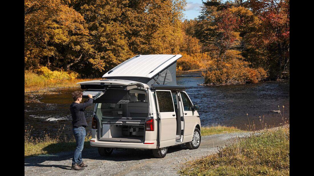 VW T6.1 California Beach Camper (2020)